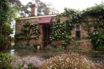 The Heritage Cottage Bed and Breakfast at the Heritage Garden in the Clare Valley