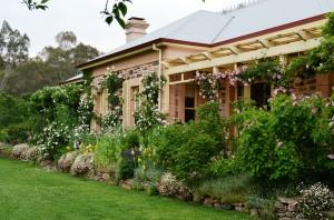 The Heritage Garden, Sevenhill